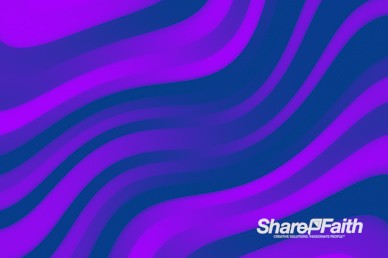Purple Pixel Waves Motion Background
