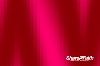 Red Pixel Waves Motion Background