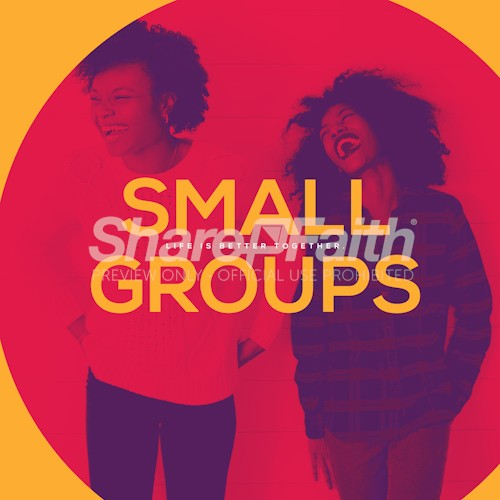 Small Groups Social Media Image