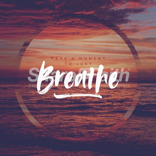 Breathe Social Media Graphic