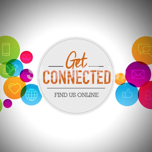 Get Connected Social Media Image