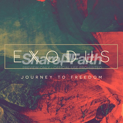 Exodus Social Media Graphic