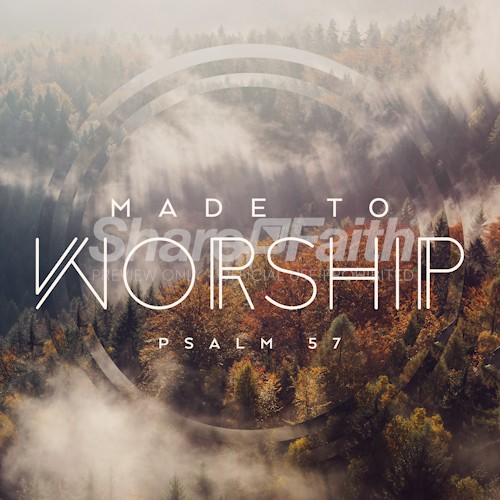 Made To Worship Social Media Image