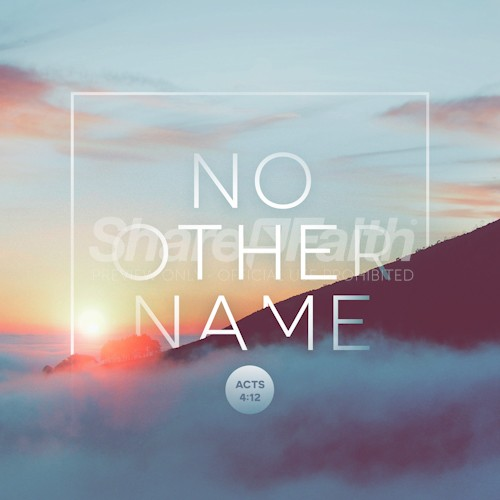 No Other Name Social Media Image