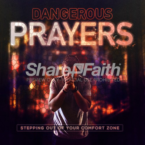 Dangerous Prayers Social Media Image