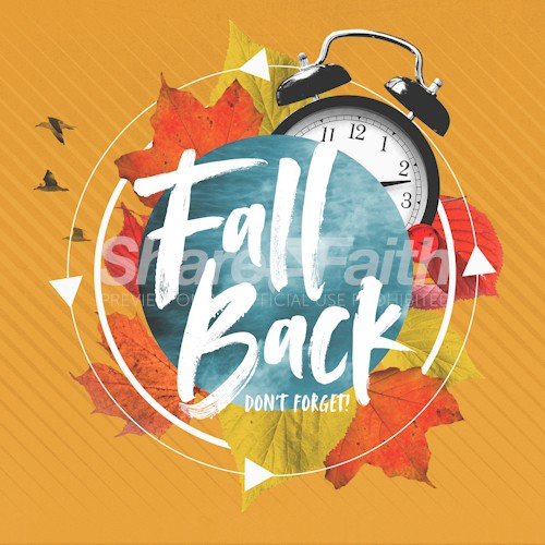 Fall Back Social Media Image