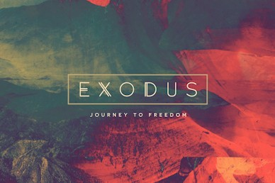 Exodus Sermon Bumper Video