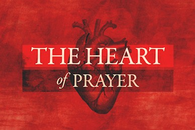 The Heart Of Prayer Sermon Bumper Video