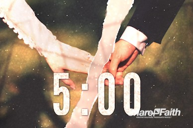Marriage Restoration Countdown Video