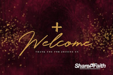 Ash Wednesday Season Of Lent Welcome Video