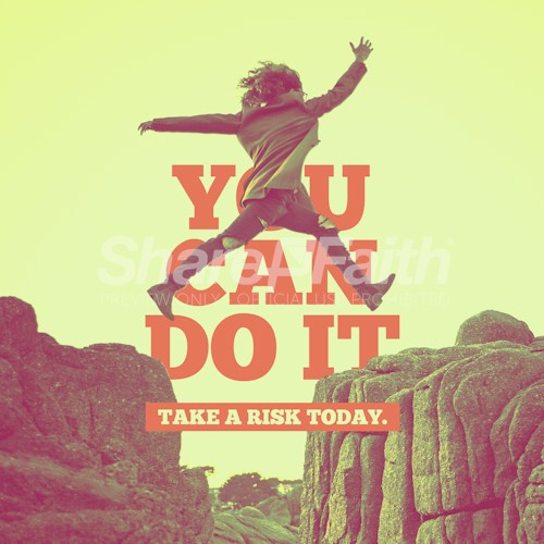 You Can Do It Social Media Graphic