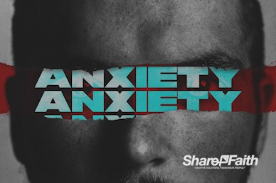 Anxiety Church Service Bumper Video