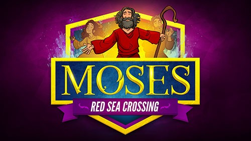 Exodus 12 Moses and The Red Sea Crossing Bible Video for Kids