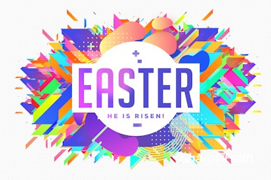 Church Easter Service Bumper Video