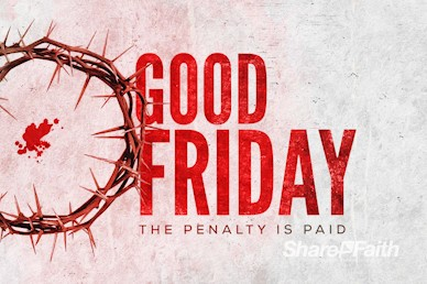 Crown of Thorns Good Friday Bumper Video