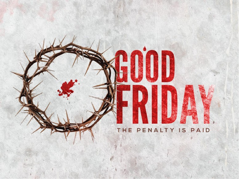 Crown of Thorns Good Friday Sermon Graphic
