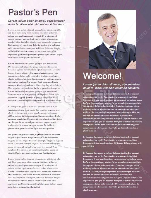 Freedom Through Christ Church Newsletter