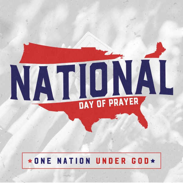 American National Day of Prayer Social Media Graphic
