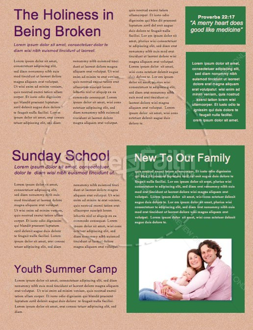 Thanks Mom Mother's Day Newsletter | page 2