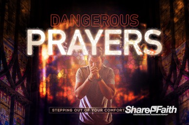 Dangerous Prayers Service Motion Graphic