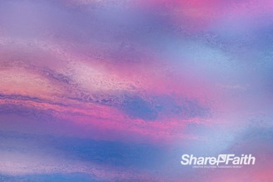 Opal Colorful Texture Worship Motion Background