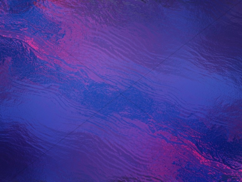 Sapphire Colorful Texture Worship Background