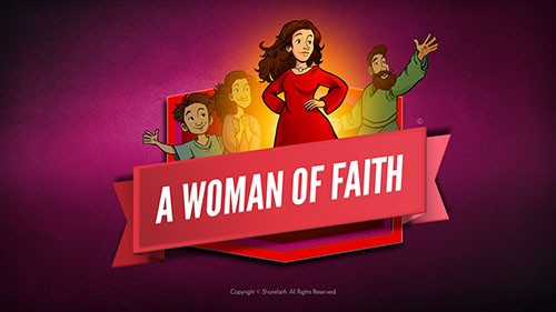 Proverbs 31 A Woman of Faith Bible Video for Kids