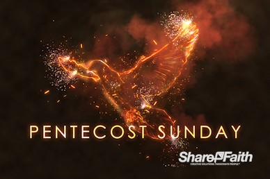 Fire Of The Spirit Pentecost Sunday Service Video