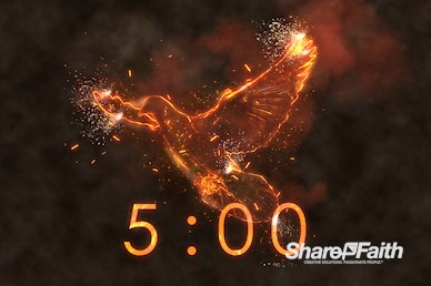 Fire Of The Spirit Pentecost Sunday Countdown Video