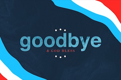 Independence Day Freedom Goodbye Video