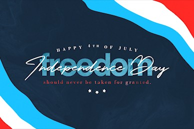 Independence Day Freedom Church Service Video