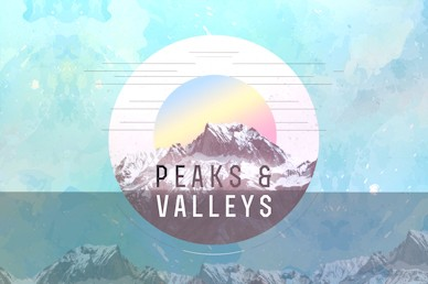 Peaks & Valleys Church Motion Graphic