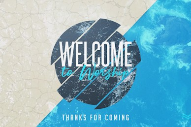Raised To Life Welcome Motion Graphic