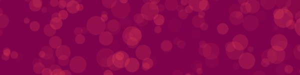 Worship Particles Red Bokeh Triple Wide Video Background