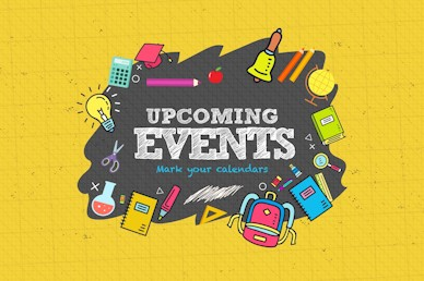 Back To School Student Ministry Announcements Video