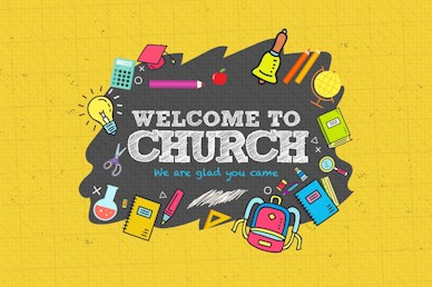 Back To School Student Ministry Welcome Video