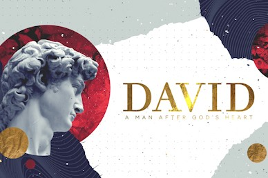 David A Man After God's Heart Motion Graphic