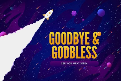 Fall Ministry Launch Goodbye Motion Graphic