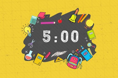 Back To School Student Ministry Countdown Video