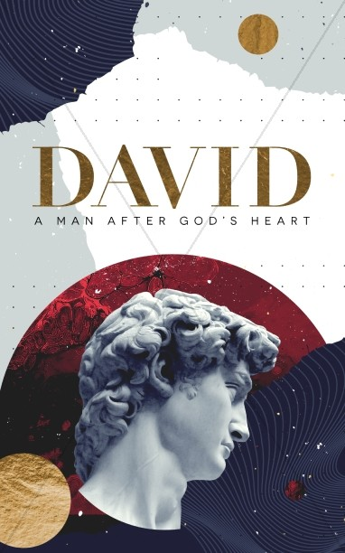 David A Man After God's Heart Church Bulletin
