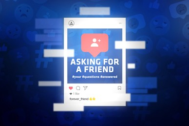 Asking for a Friend Sermon Tile Video