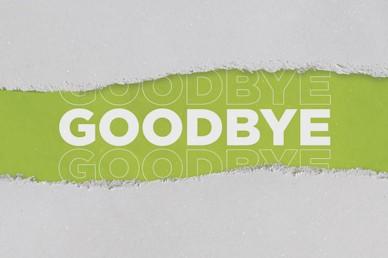 More Like Jesus Goodbye Video