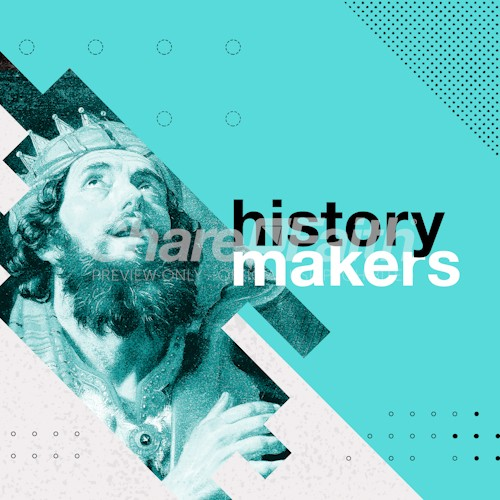 History Makers Church Sermon Social Media Graphic