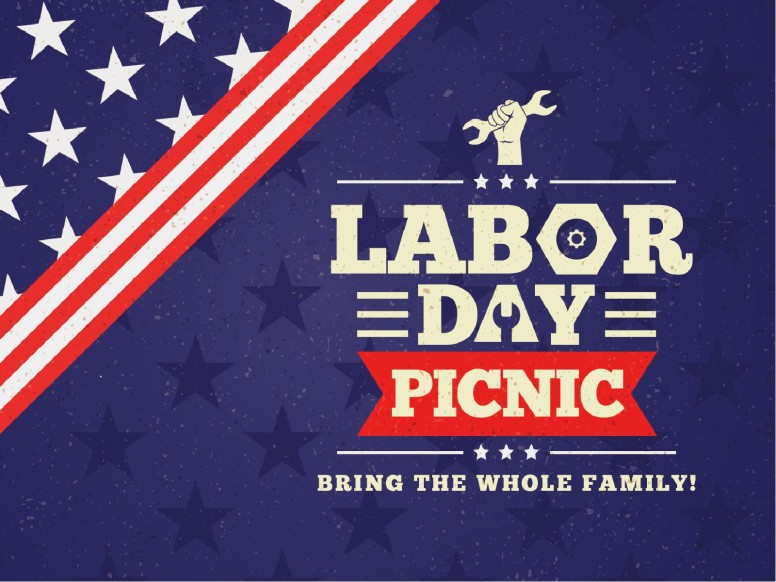 Labor Day Picnic Church Powerpoint