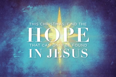 A Thrill Of Hope Christmas Sermon Video