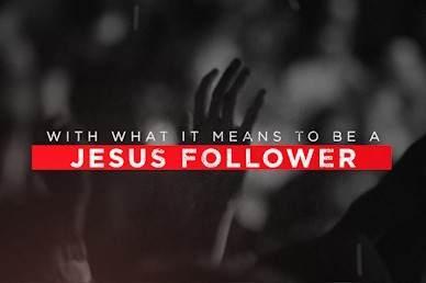 Jesus Follower Sermon Mini Movie