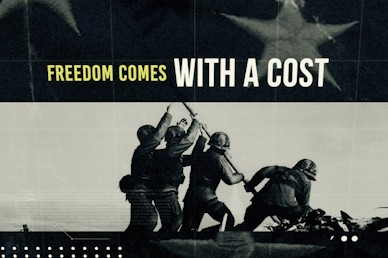 Freedom Comes With A Cost Independence Day Sermon Video