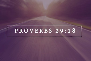 Proverbs 29:18 Scripture Mini Movie