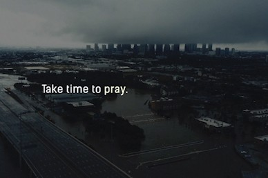 Take Time to Pray Sermon Mini Movie