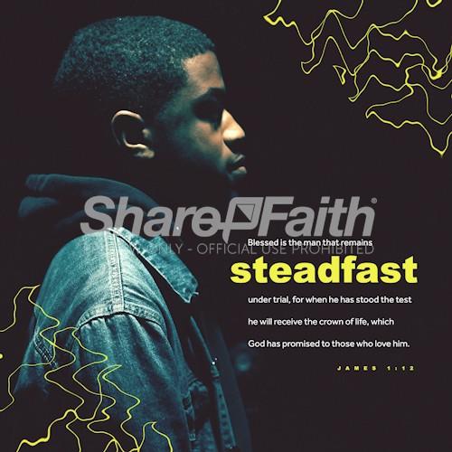 Steadfast Social Media Graphic